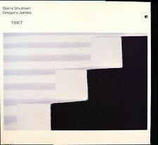 Gregory James Barry Shulman Tibet Rogue Productions – 1277 LP PROMO
