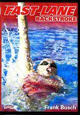 Fast Lane Backstroke Frank Busch Swimming Instruction DVD 2006