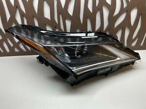 2016-2019 Lexus RX RX350 RX450h Right RH Passenger LED Headlight OEM no-AFS