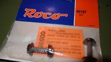 Roco 40187 Coppia assali diametro Ruote 9 mm con resis