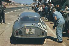 Alfa Romeo Sprint Zagato – Foitek & Ricci -  1962 24 Hours of Le Mans – photo 2