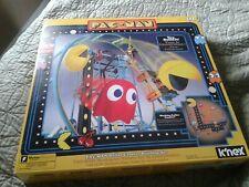 K'Nex Pac -Man Roller Coaster Building Set