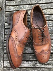 Cheaney AS Avon vintage brogues, size 7.5, VGC