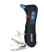 RoadTrip Emergency Auto Tool Kit Flash Light Tire Pres. Gauge Escape Hammer $40