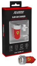 Cargador coche Apple rojo Fecc002 Ferrari