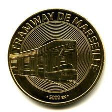 13 MARSEILLE Tramway, Desserte de Noailles, 2008, Monnaie de Paris