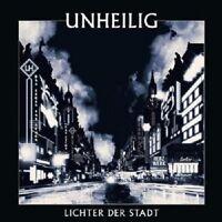 UNHEILIG - LICHTER DER STADT  CD 16 TRACKS NEW