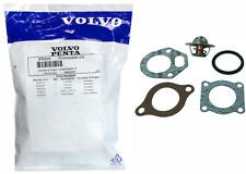 Genuine Volvo Penta Thermostat Kit V6 & V8 AQ Series Engines, 144° - 876305