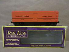 Rail King MT-7800 Pennsylvania Refrigerator Boxcar Rolling Stock
