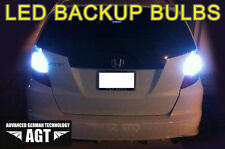 WHITE T20 18 SMD LED Reverse / Back Up Light Bulbs 7440 7443 7441 992A PAIR