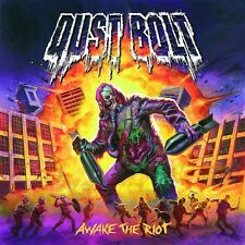DUST BOLT - Awake the Riot 1 CD