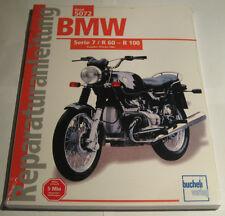 Reparaturanleitung BMW R 60, R 75, R 80, R 100 /7, Baujahre 1976 - 1980