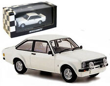 MINICHAMPS 400758400 Ford ESCORT II RS 1800 Rally 1975 Modellino