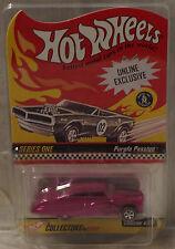 Hot Wheels Collectors.Com Purple Passion Club Car Series 1