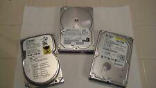 "Various 3.5"" ATA IDE Hard Disk Drives  - Western Digital (WD), IBM, & Seagate"
