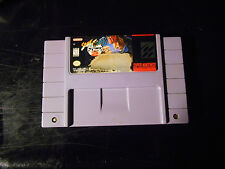 Street Fighter Alpha 2  (Super Nintendo SNES 1997) Game ONLY-TESTED-SEE PICTURE