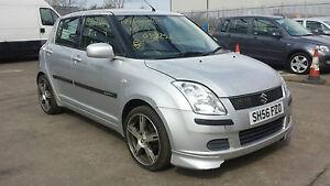 Suzuki Swift 1.3 Petrol 2004-2010 *BREAKING* Gearbox Mounting Engine M13A