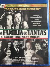 A Family Like Many Others (Blu-ray) Mexico cinema SEALED, FREE SHIP, Ohio seller