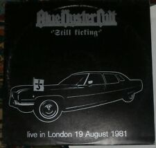 BLUE OYSTER CULT - STILL KICKING - Live in London + Donington 1981