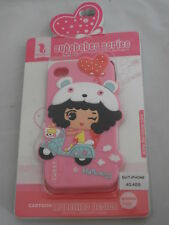 iPhone 4 / 4S Case Cover Silicone for Funny and Girly