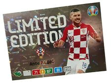 PANINI ADRENALYN XL EURO 2020 LIMITED EDITION ANTE REBIC