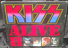 Kiss Alive II Sealed Vinyl Records Lps USA 1977 Orig? Casablanca NBLP 7076-2
