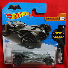 Batmobil/Batmobile-Batman Superman V-Dawn of Justice-Hot Wheels