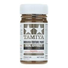 Tamiya Diorama Texture Paint Soil Effect Dark Earth 87109