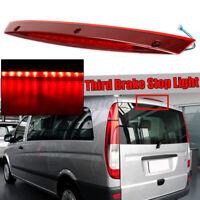 LED Rear High Level Brake Stop Light 12V For Mercedes Benz Vito W639 A6398200056