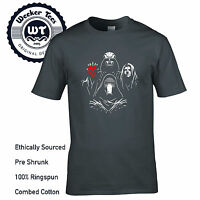 Bohemio Lado Oscuro Camiseta - reina Star Wars Mashup NUEVO RAHPSODY JEDI FUERZA