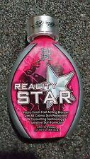 Ed Hardy Reality Star BB Crème Melanin Bronze 4xTyrosine Tanning Lotion FREEBIE