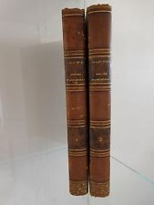 Olivier Goldsmith Histoire d'Angleterre Houdaille 1837 ARTBOOK by PN