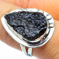 Tektite 925 Sterling Silver Ring Size 8 Ana Co Jewelry R31357F