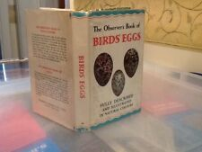 Observers Book Of Birds Eggs 1969-