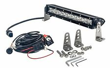 "S4D 12"" Single Row LED OZ-USA® Light bar spot flood combo motorcycle bmw ktm atv"