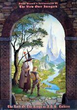 Der Herr der Ringe - Frodo Gandalf Poster Plakat (91x61cm) #329