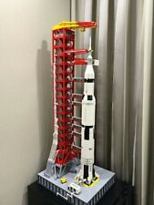 Nasa Apollo Launch Pad For Lego Ideas 21309 Saturn V Or Any Other 1:110 Scale