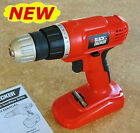 NEW Black Decker 18V Cordless Drill/Driver GCO1800 / GCO18SFB / GC1800 (NO Batt)