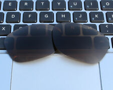 2.0mm Thickness Polarized Replacement Lenses Brown for She's Unstoppable OO9297
