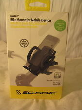 NEW Scosche HandleIt Bike Mount for Mobile Devices Cell Phones