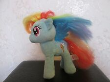 My little pony G4 Rainbow Dash plush - TY