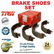 Rear Axle BRAKE SHOES SET for TOYOTA COROLLA 1.4 16V 2000-2001