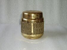 Vintage Erhard & Söhne  Brass Cigarette Dispenser Holder, Germany, 1930-50