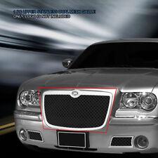 Dual Weave Mesh Grille Upper Insert For 2005-2010 Chrysler 300/300C