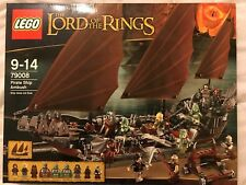 LEGO: il Signore degli Anelli-Imboscata Nave Pirata-Set 79008-Nuovo con Scatola