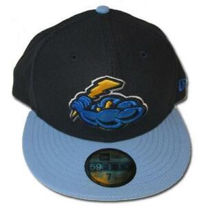 Trenton Thunder Diamond BP New Era 5950 Cap Hat NWT 7 7/8