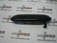 Mitsubishi Colt, exterior tailgate boot handle, used 2004