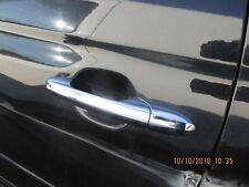 MANIGLIA porta cromata anteriore destro senza CILINDRETTI SERRATURA FIAT 500 NUOVO ab BJ luglio 2007