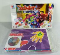 MB GAMES TWISTER MOVES DANCE GAME from HASBRO