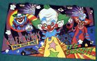 Killer Klowns From Outer Space 18x30 inch doormat / huge mouse pad